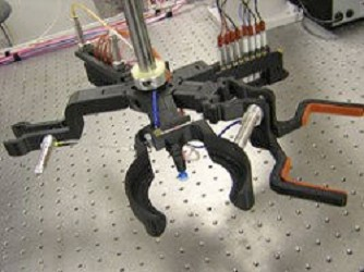 Robotics Grippers for Laboratory Automation Built in Days with RADS